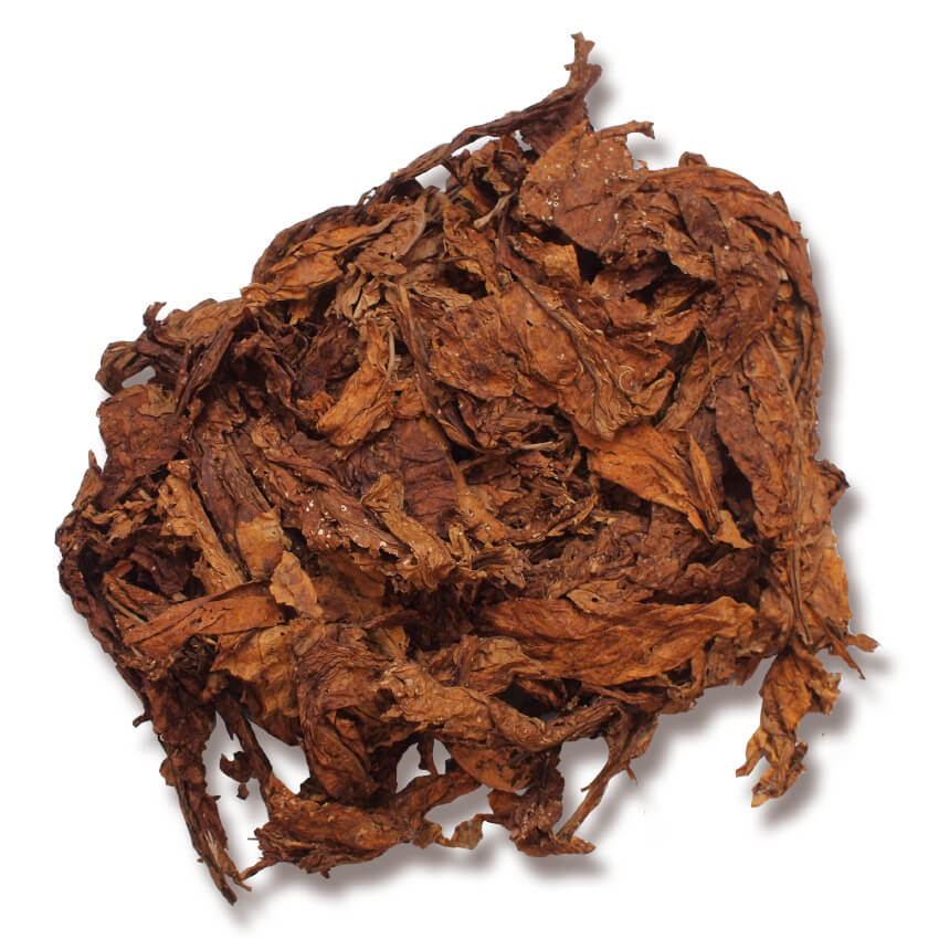 Flue Cured Whole Leaf Tobacco